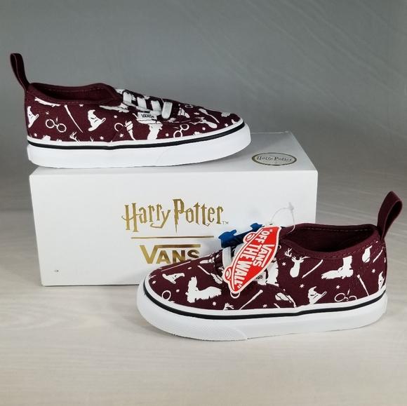 Vans Shoes | Vans X Harry Potter Icons